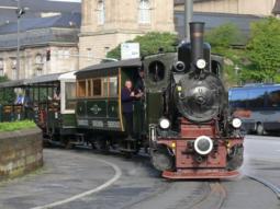 Dampstrassenbahn